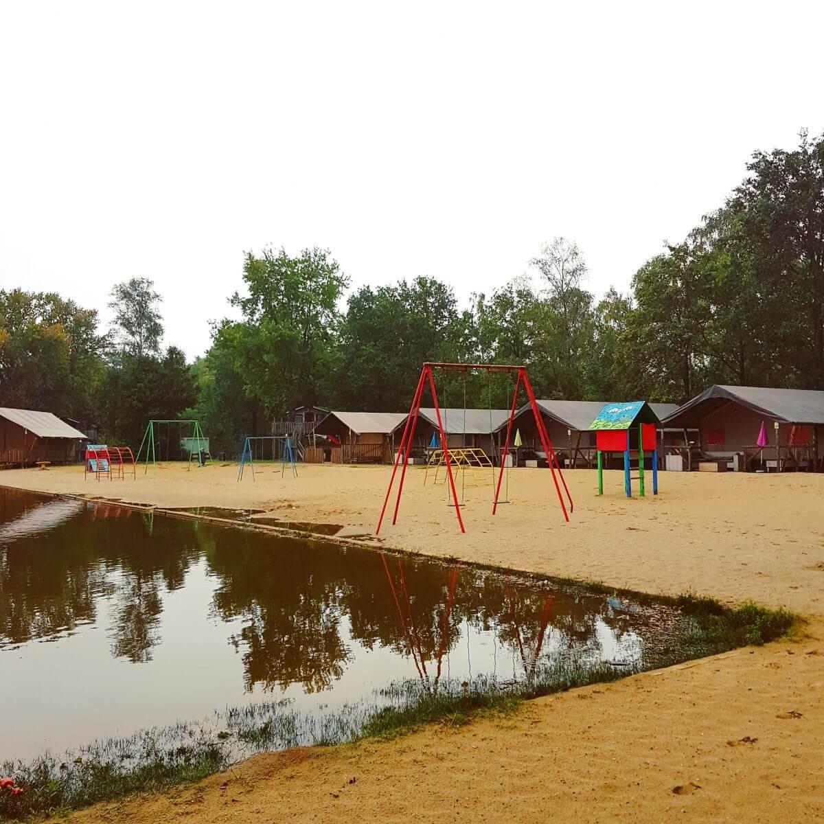 Vakantiepark Dierenbos in het Brabantse Vinkel