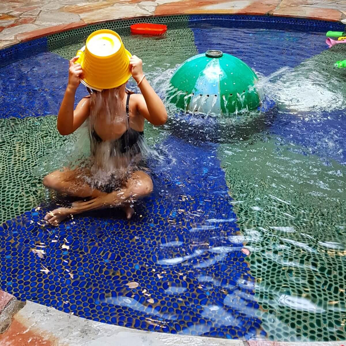 Binnenzwembad in Vakantiepark Dierenbos