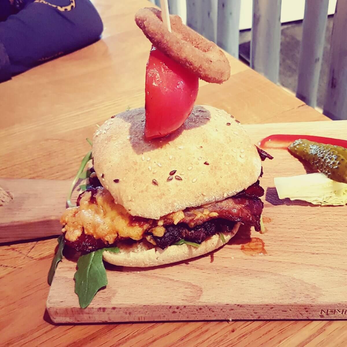 Restaurant Piepers en Burgers in Vakantiepark Dierenbos