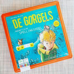 Tip: de magnetische spellingsdoos van De Gorgels