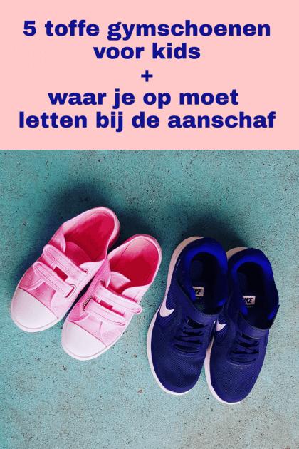 5 toffe gymschoenen voor kids + waar je op moet letten bij de aanschaf #leukmetkids