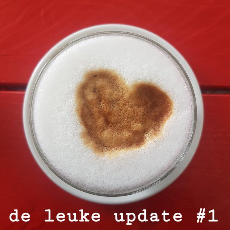 De leuke update #1 inspiratie, uittips en leesvoer #leukmetkids