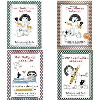 Verjaardagscadeau voor kids van 6, 7 of 8 jaar: leuke cadeau tips voor de kinderen #leukmetkids #tekenen
