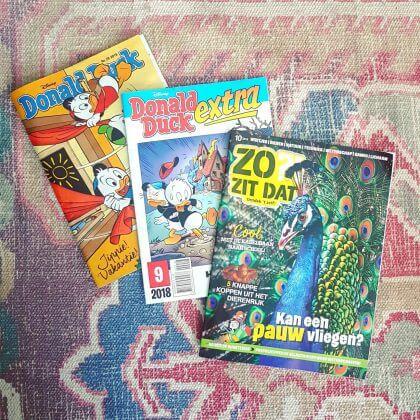 Verjaardagscadeau voor kids van 9, 10, 11 en 12 jaar: leuke cadeau tips voor bovenbouw kinderen #leukmetkids #tijdschrift