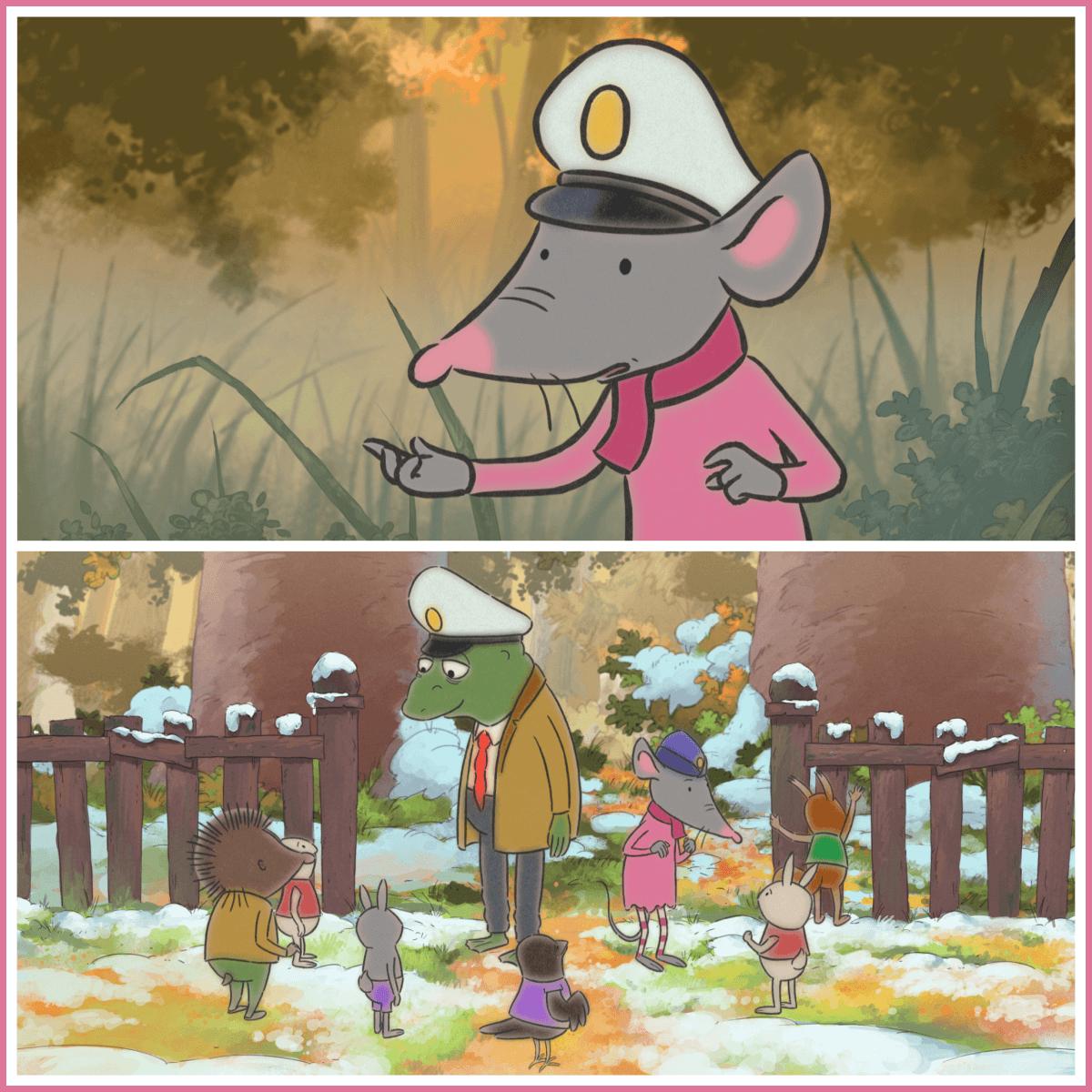 Filmtip: Zweedse tekenfilm Gordon & Paddy