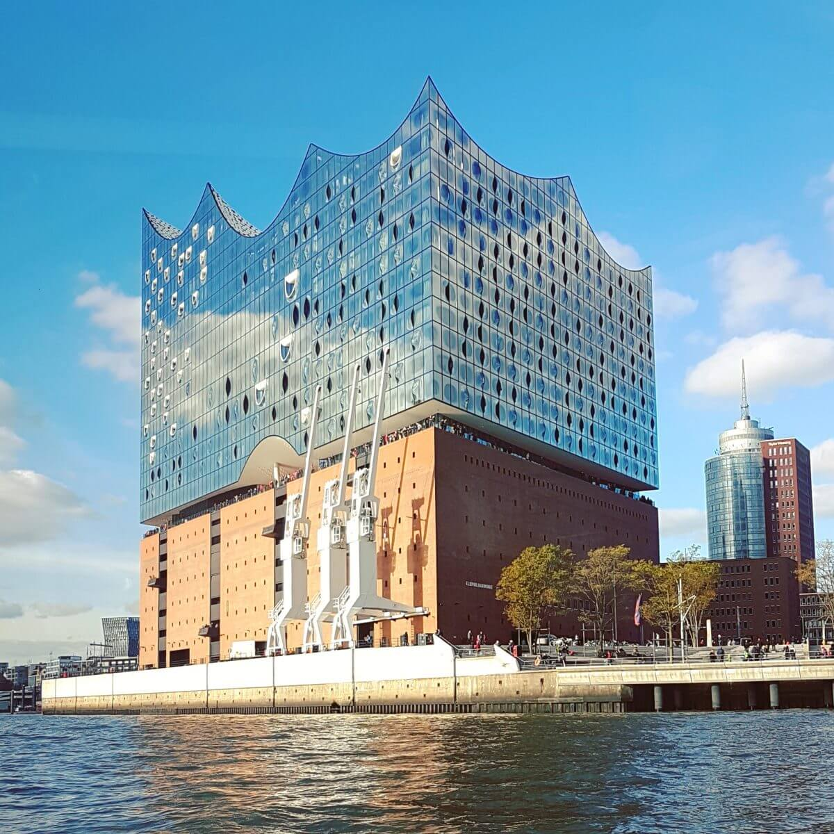 Hamburg met kids Elbphilharmonie