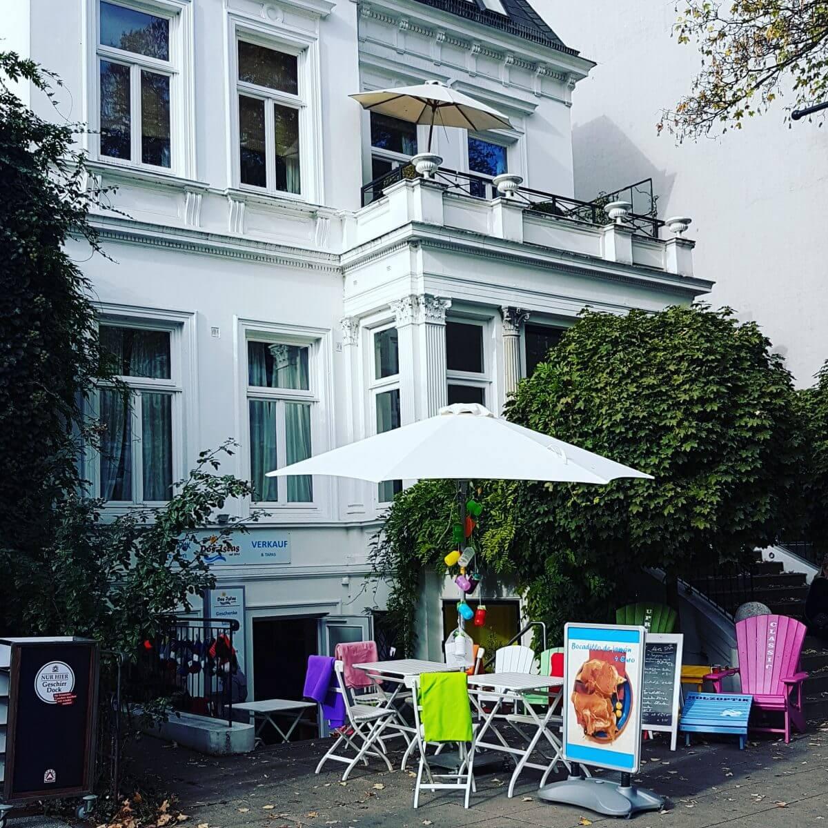 Hamburg met kids Eppendorf
