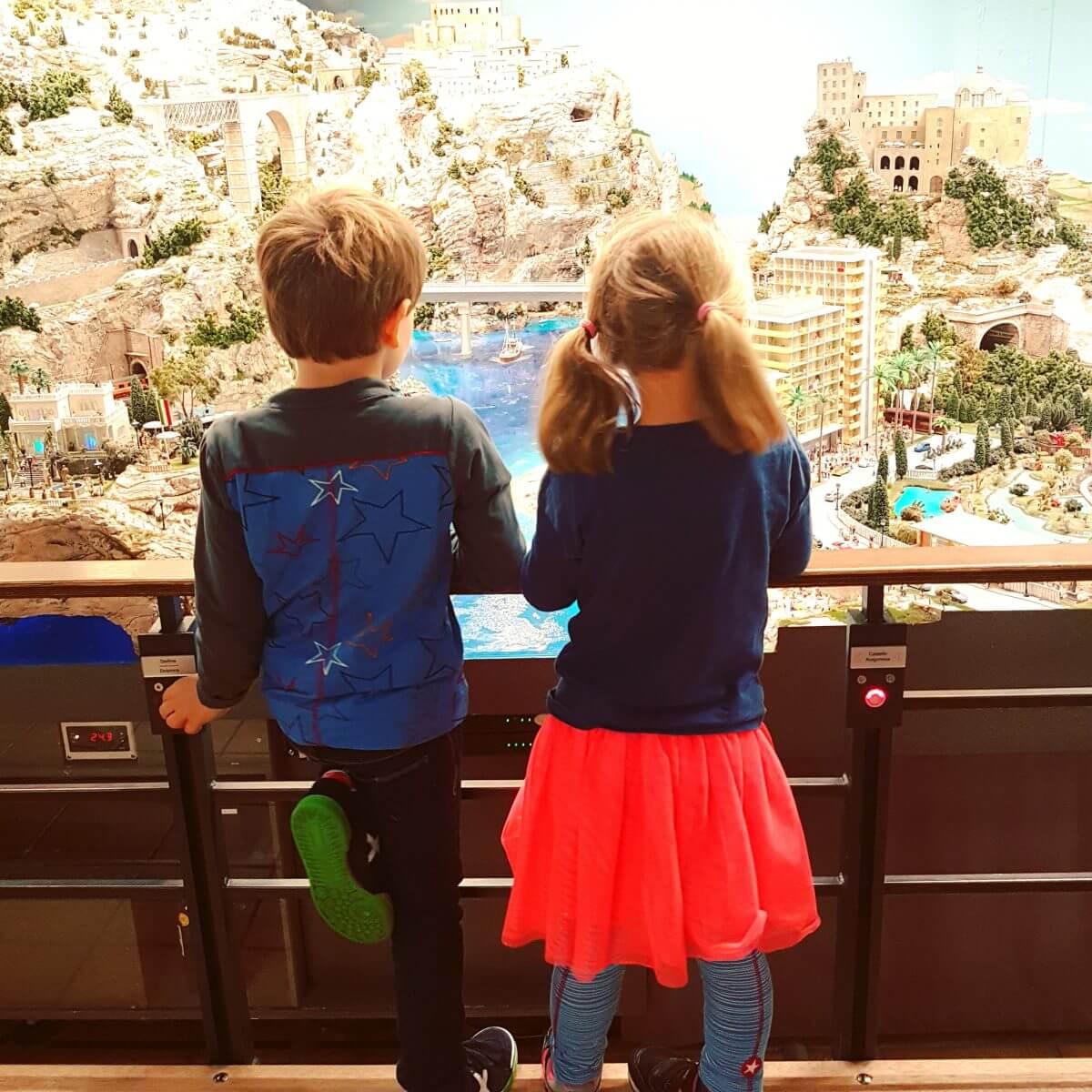 uitje in Hamburg met kids: Miniatur Wunderland, Madurodam gemengd met modelspoorbanen