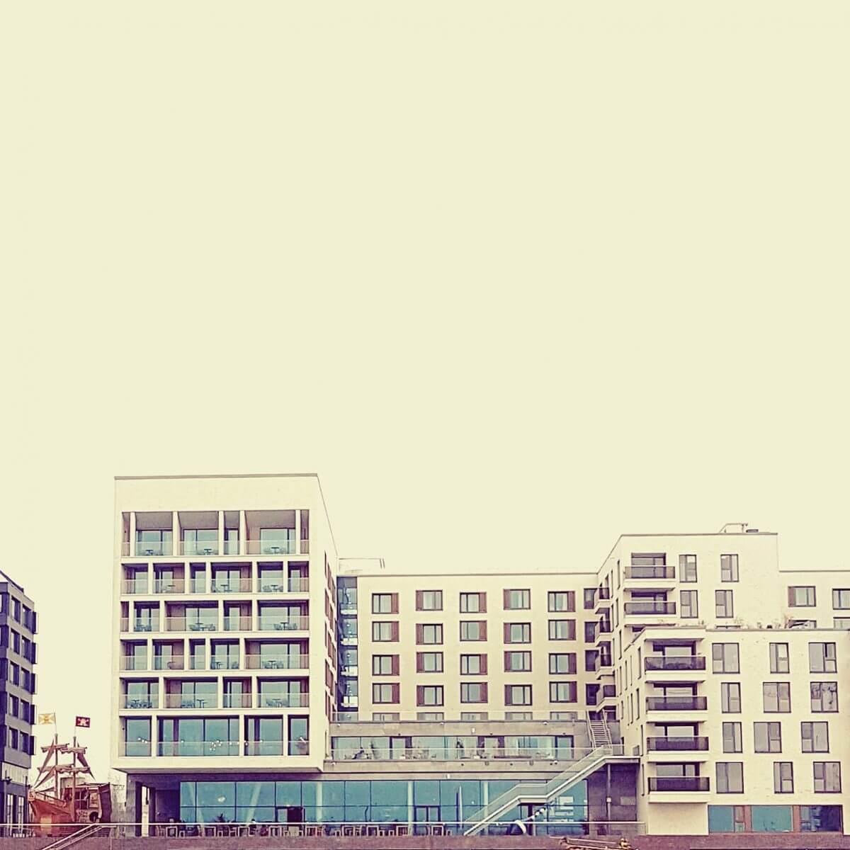 Jufa hotel Hamburg Hafencity, kindvriendelijk hotel