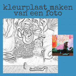 Kleurplaten Van Een Oma.Kleurplaat Archieven Leuk Met Kids