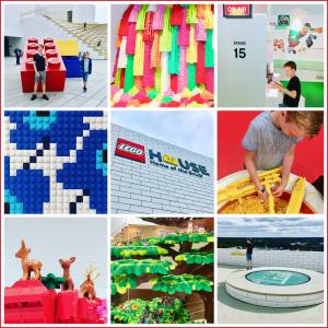 LEGO House: vlakbij Legoland Billund in Denemarken