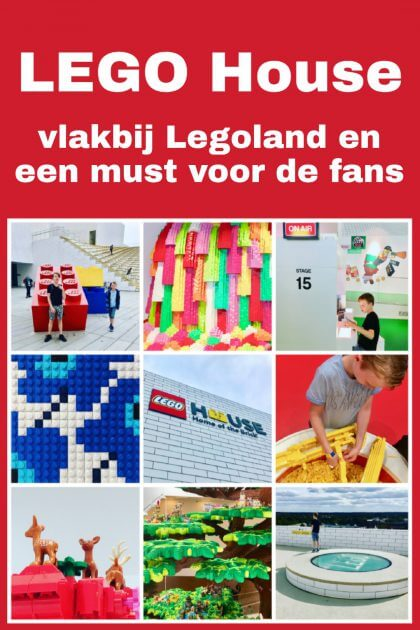 LEGO House: vlakbij Legoland en een must voor de fans