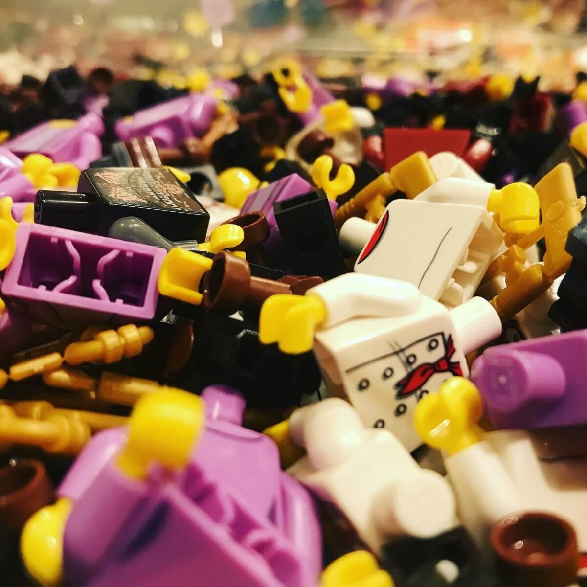LEGO House vlakbij Legoland Billund