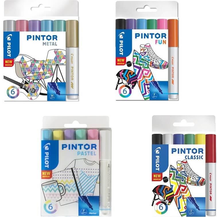 Pintor markers: met deze stiften kun je van alles versieren