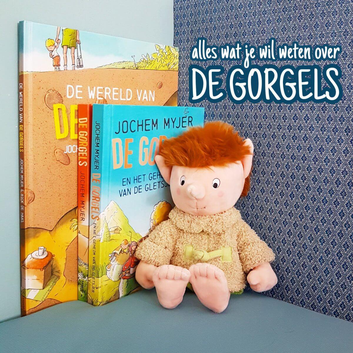 Alles wat je wil weten over de Gorgels, leuk voor een spreekbeurt of boekbespreking voor fans van de Gorgels
