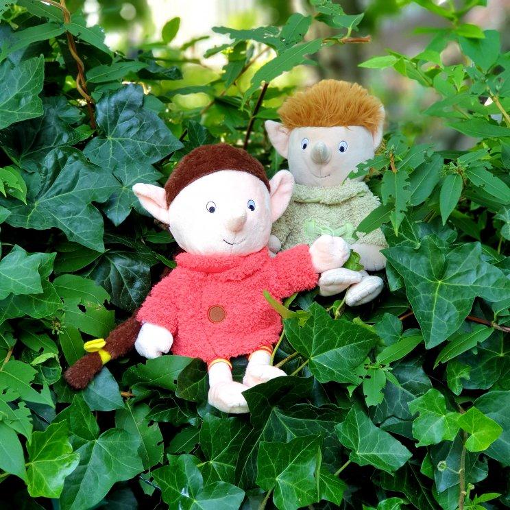 Bobba en Belia knuffels van de Gorgels - een toffe knuffel voor jongens en meisjes