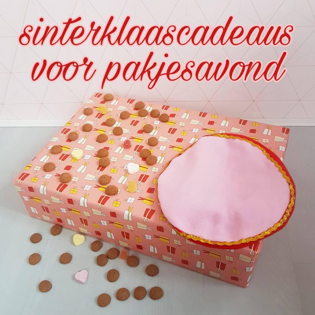 De favoriete cadeaus van Sinterklaas voor pakjesavond