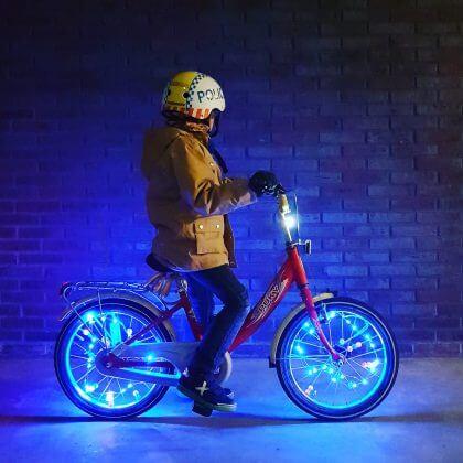 bike light fietswielverlichting voor kinderfietsen