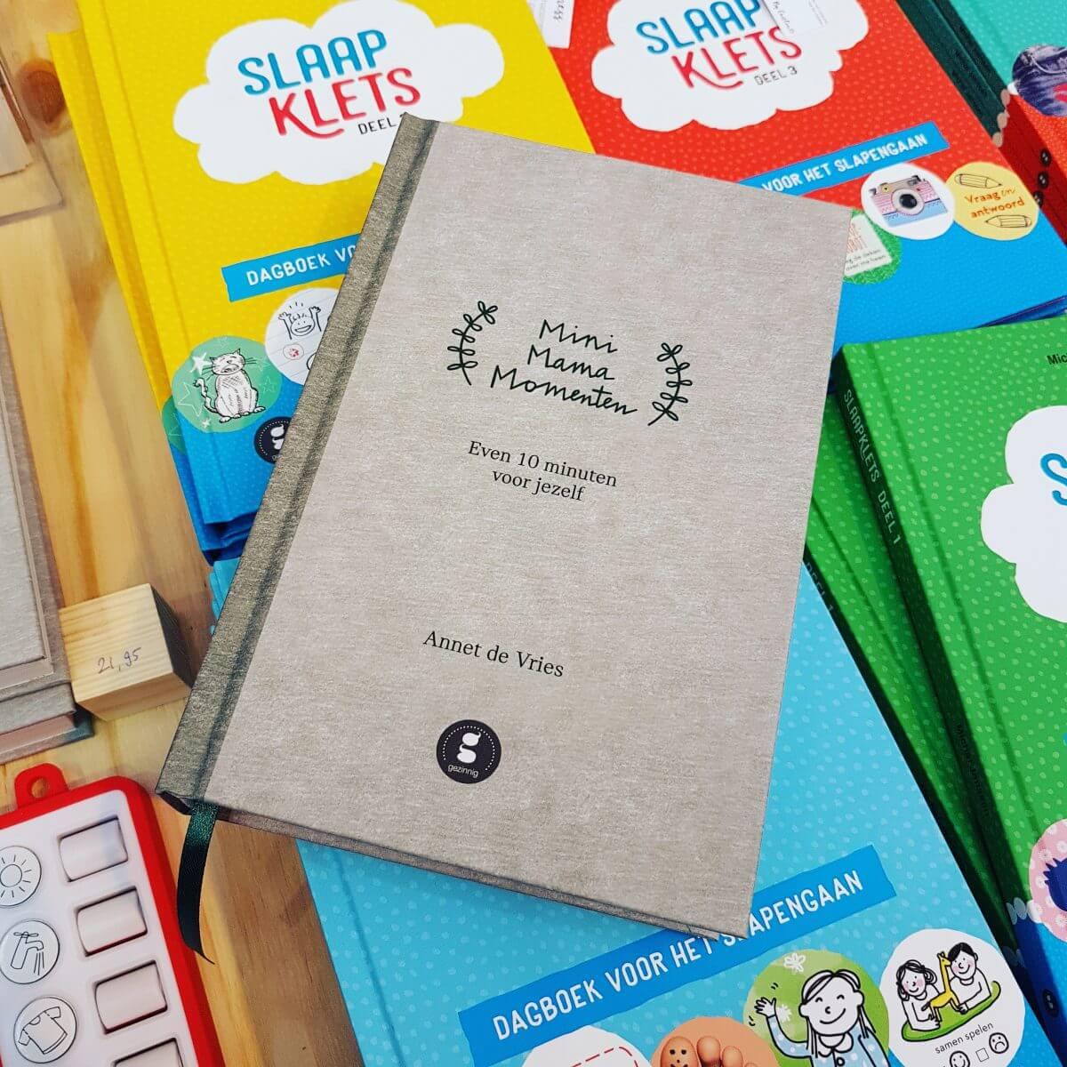 Webshop event Flavourites Live 2018: leuke boeken bij Gezinnig
