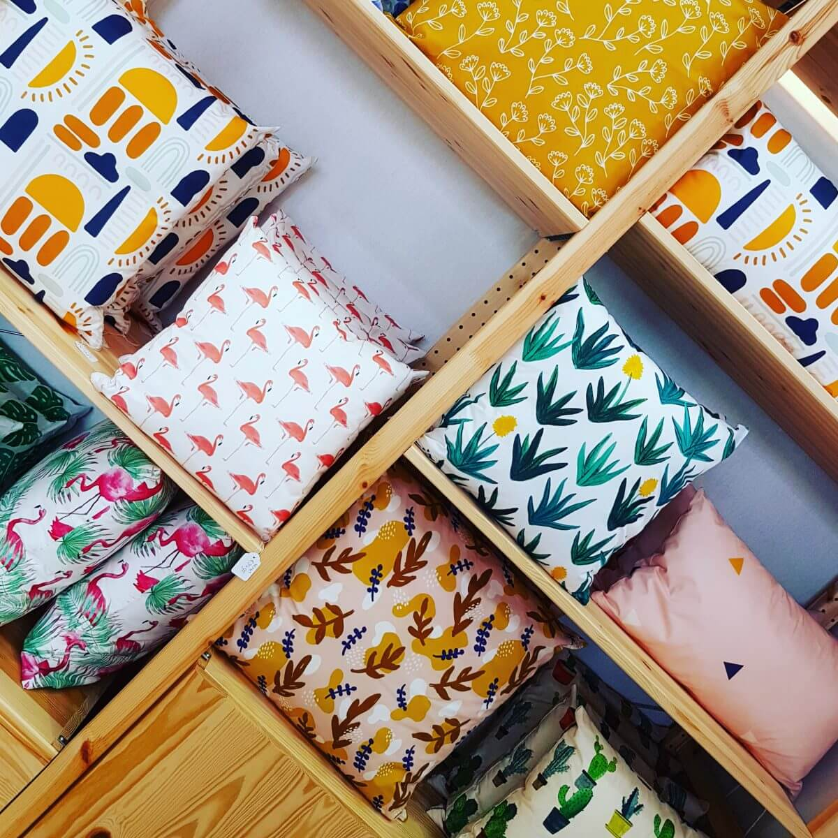 Webshop event Flavourites Live 2018: mooie prints bij We Maqe