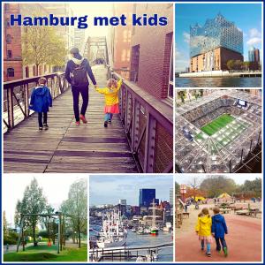 Hamburg met kids: alles voor een stedentrip met kinderen