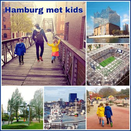 Hamburg met kids: alles wat je wil weten voor een leuke stedentrip