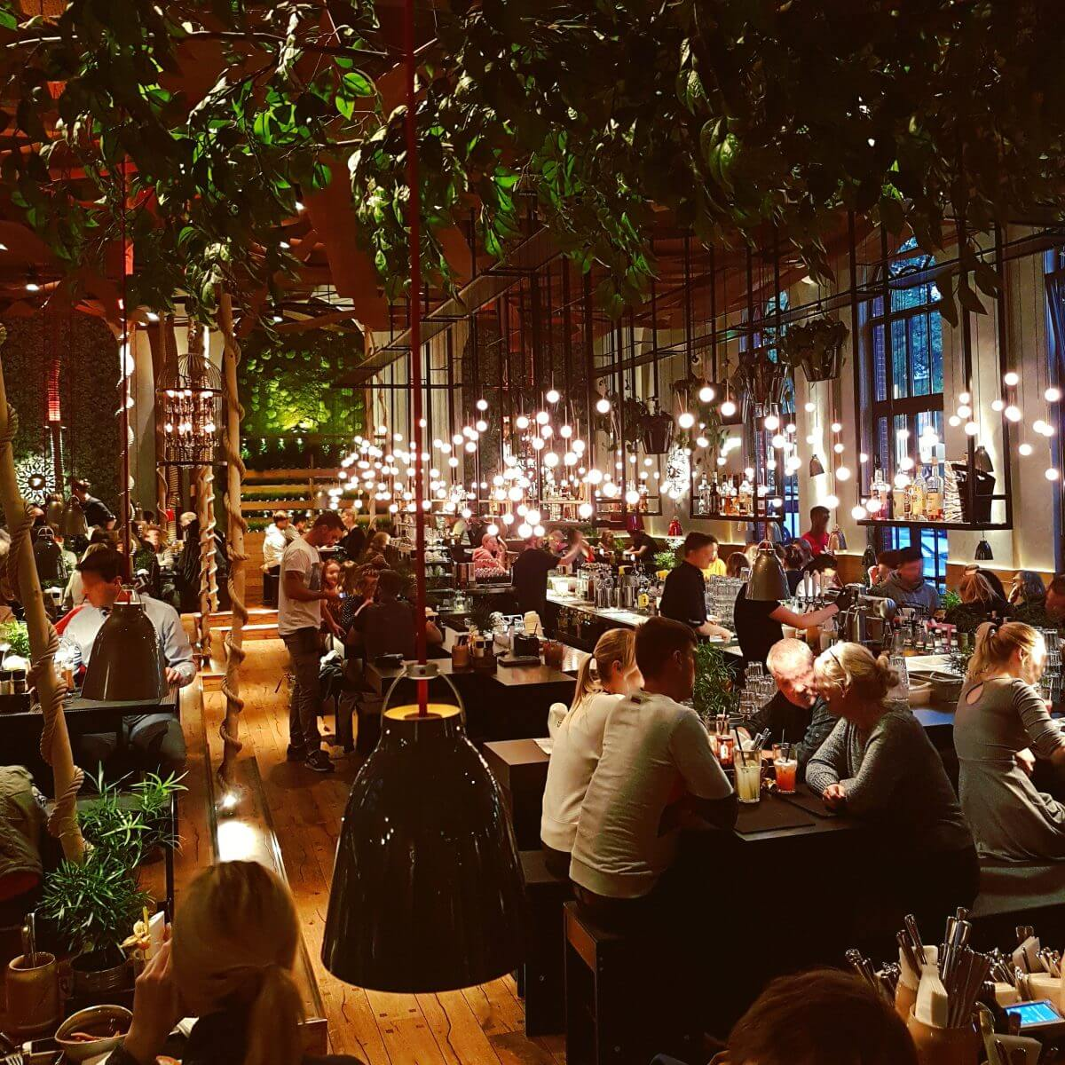 kindvriendelijk restaurant Peter Pane in Hamburg