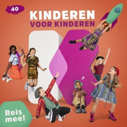 leuk cadeau: cd of dvd van Kinderen voor Kinderen