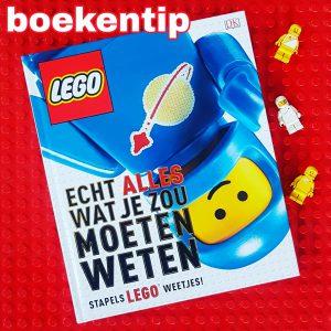 Boekentip: echt alles wat je zou moeten weten over LEGO
