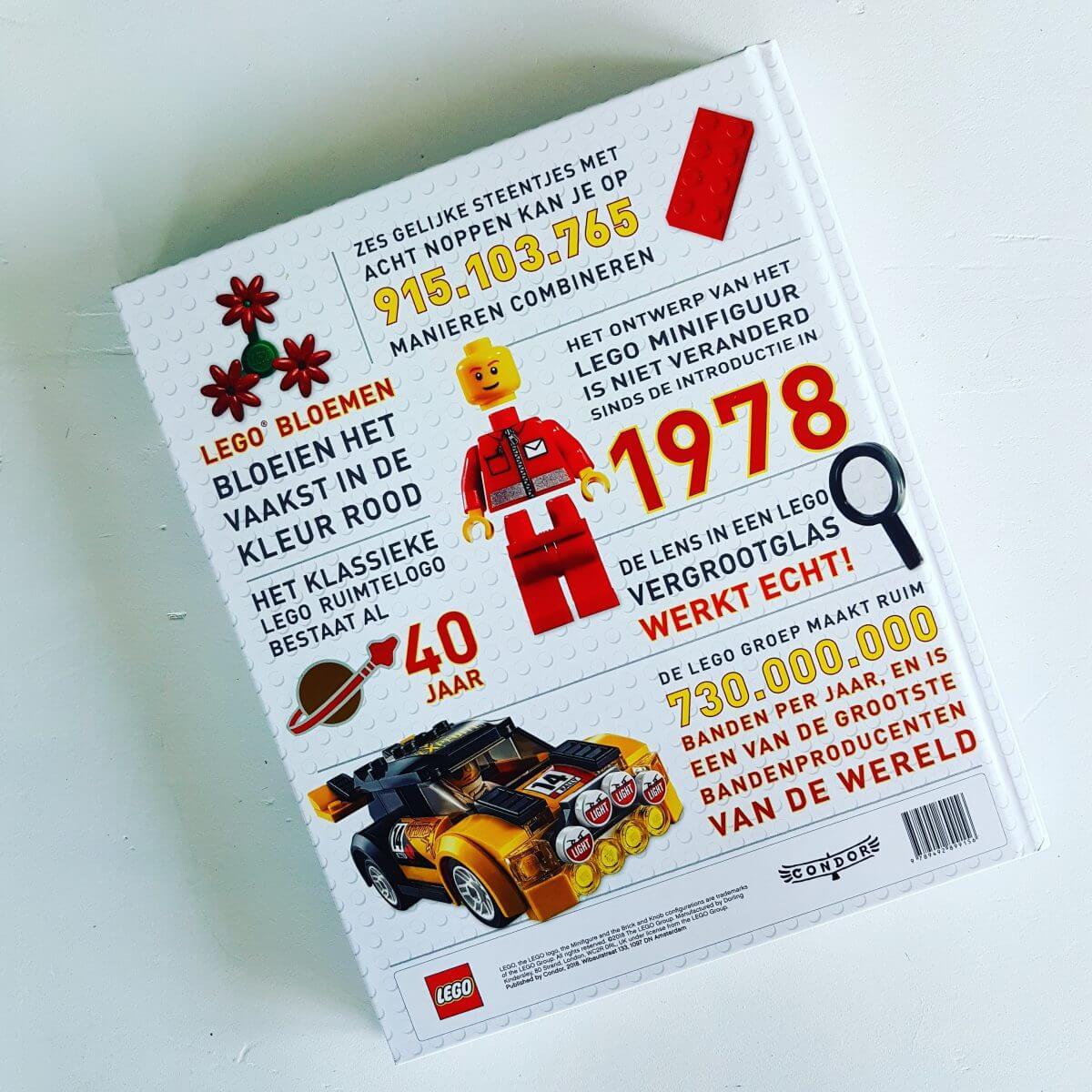 LEGO - echt alles wat je zou moeten weten - stapels LEGO weetjes