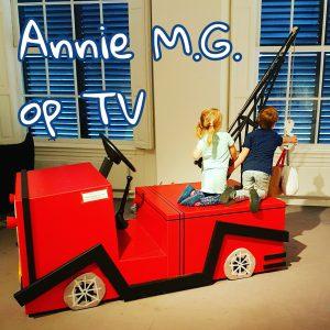 Annie M.G. Schmidt op TV in de kerstvakantie