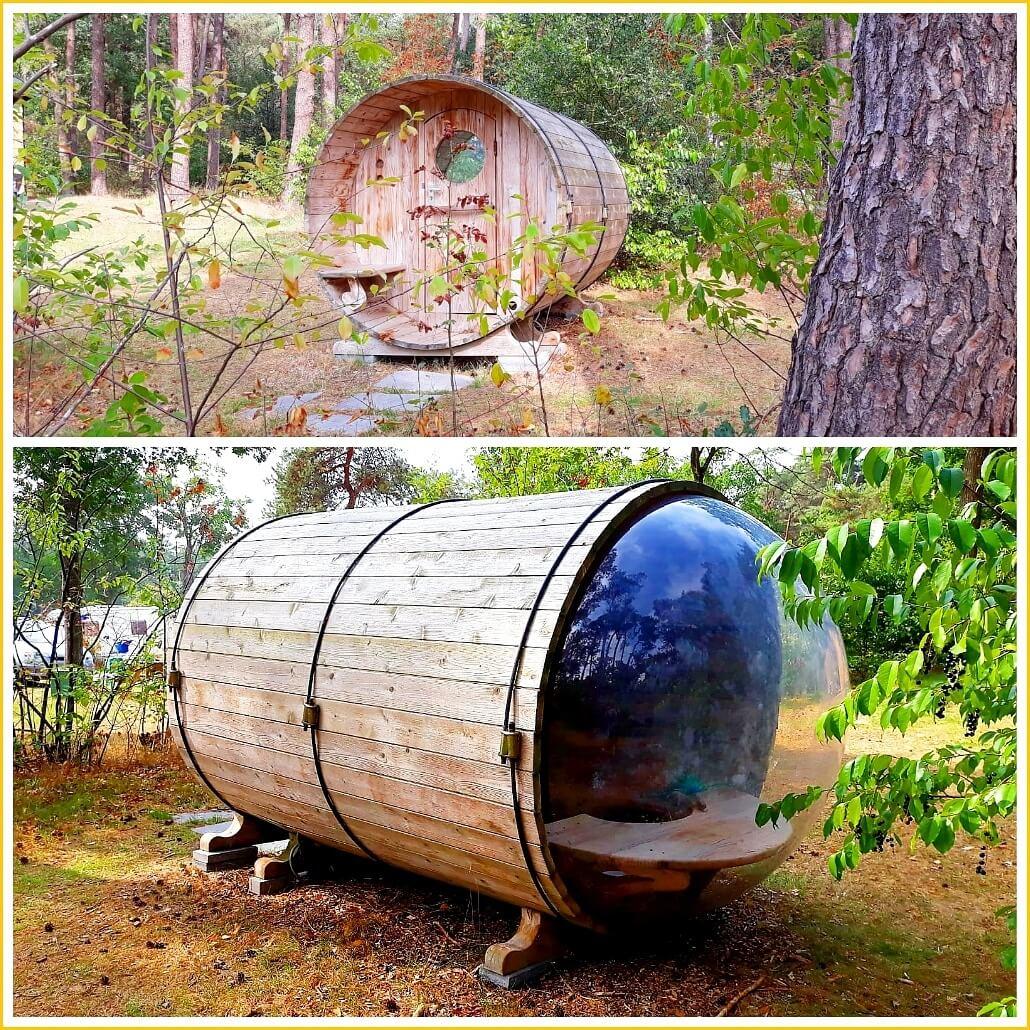 Camping De Lemeler Esch sauna