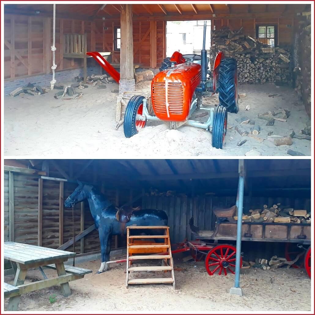 Camping De Lemeler Esch speeltuinen en binnenspeelplekken