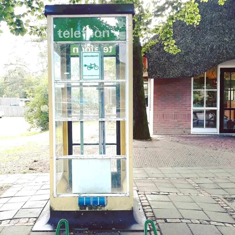 Camping De Lemeler Esch telefooncel
