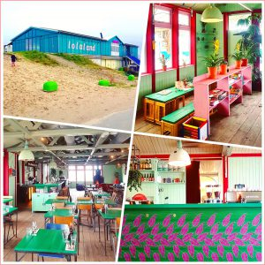 Het nieuwe Blijburg: Lolaland met restaurant Haas & Popi