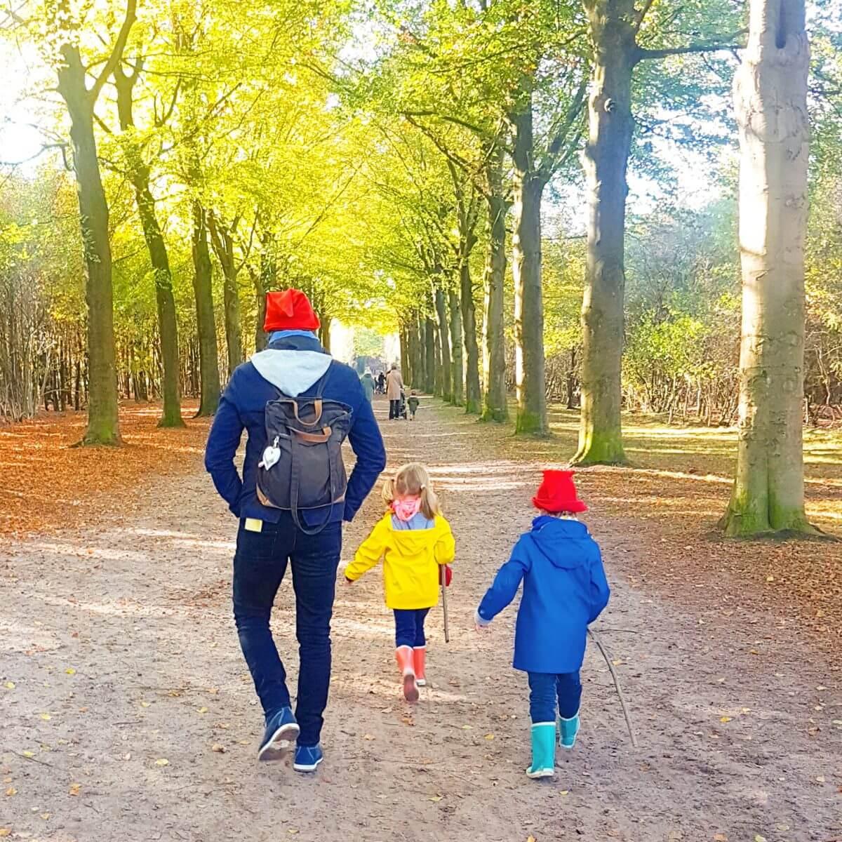 Uitje met kids: kabouterpad wandelen