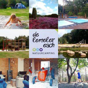 Campingtip: natuurcamping De Lemeler Esch