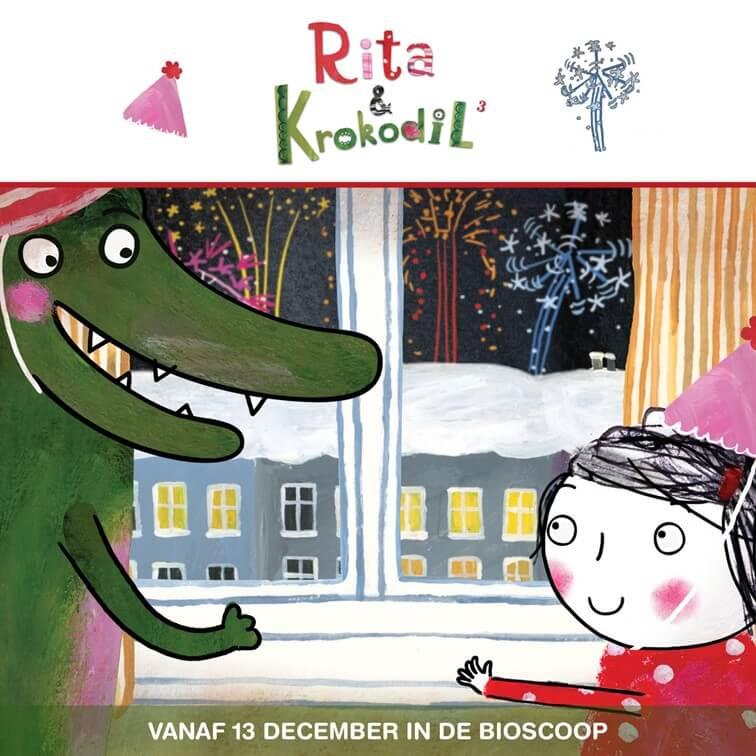 Filmtip: Rita & Krokodil deel 3 in de bios
