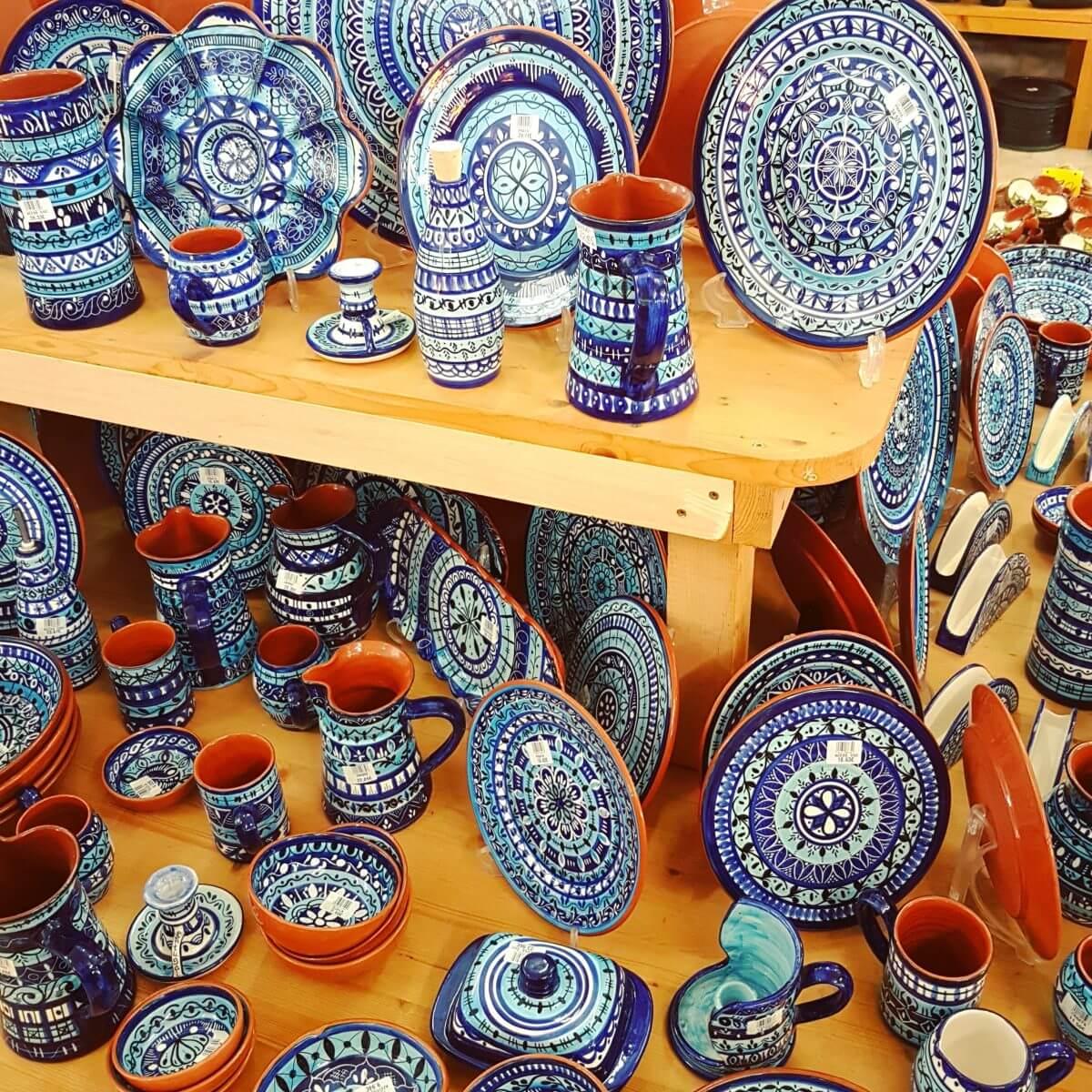 Pottenbakkerij Ceramica Paraiso a Mo Sagres Vila do Bispo Pottery