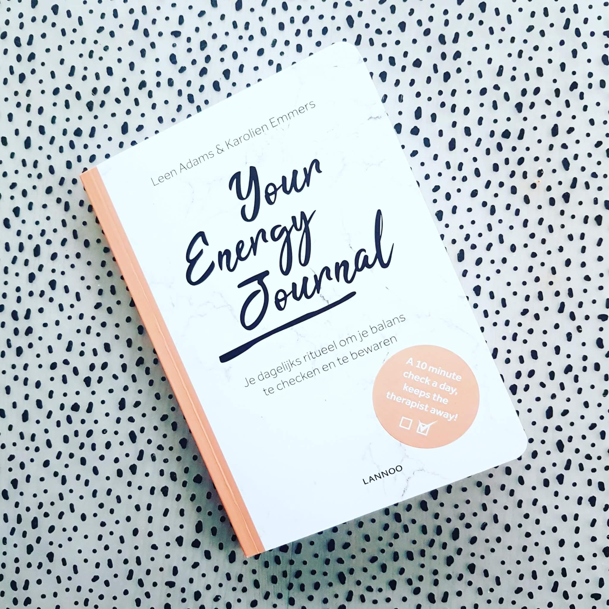 Boekentip voor jou: Your Energy Journal