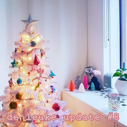 De Leuke Update #8 | Alles over kerst + kids uitjes