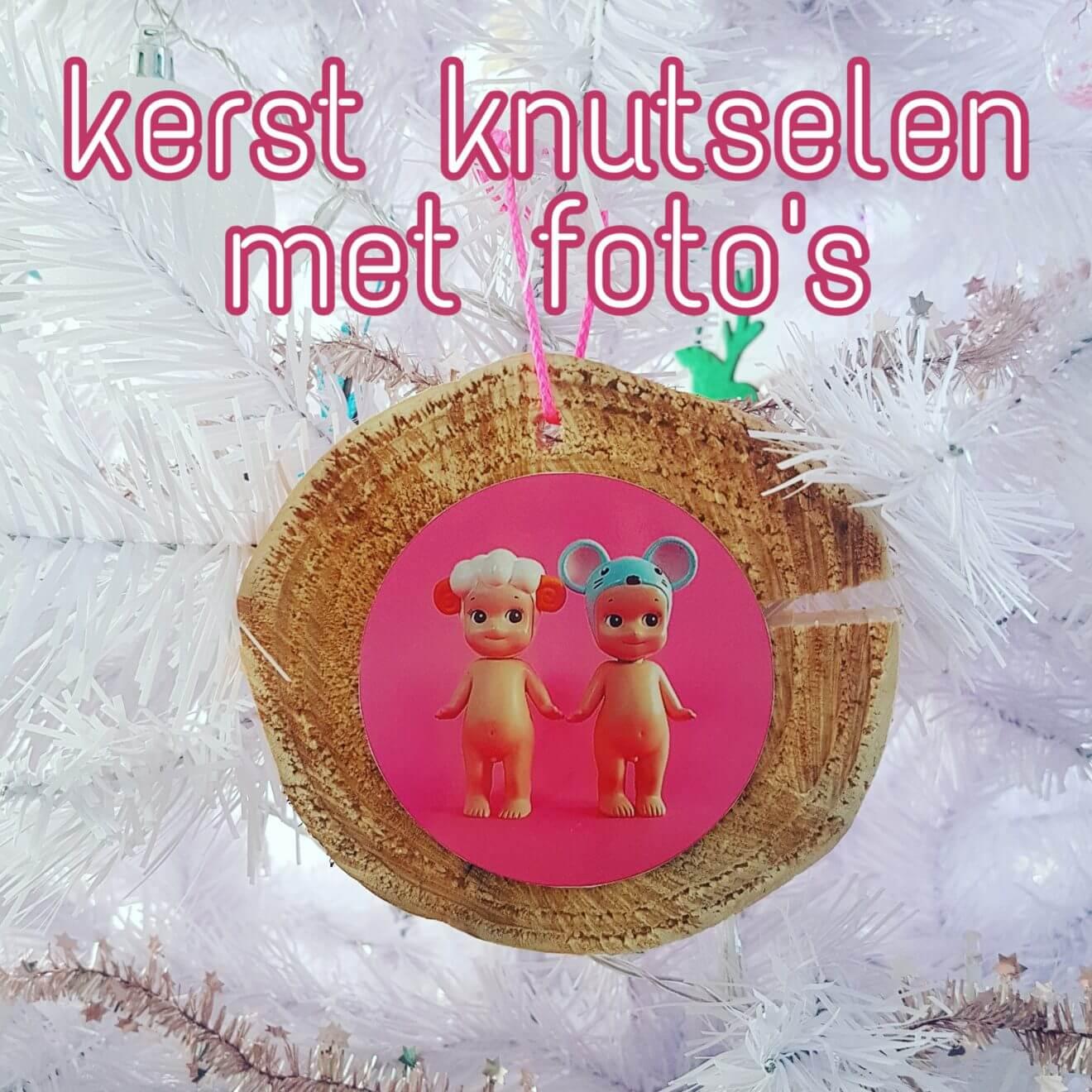 Kerst knutselen met foto's: de leukste ideeën