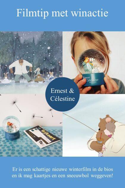 Filmtip: Ernest & Célestine ☆ met winactie