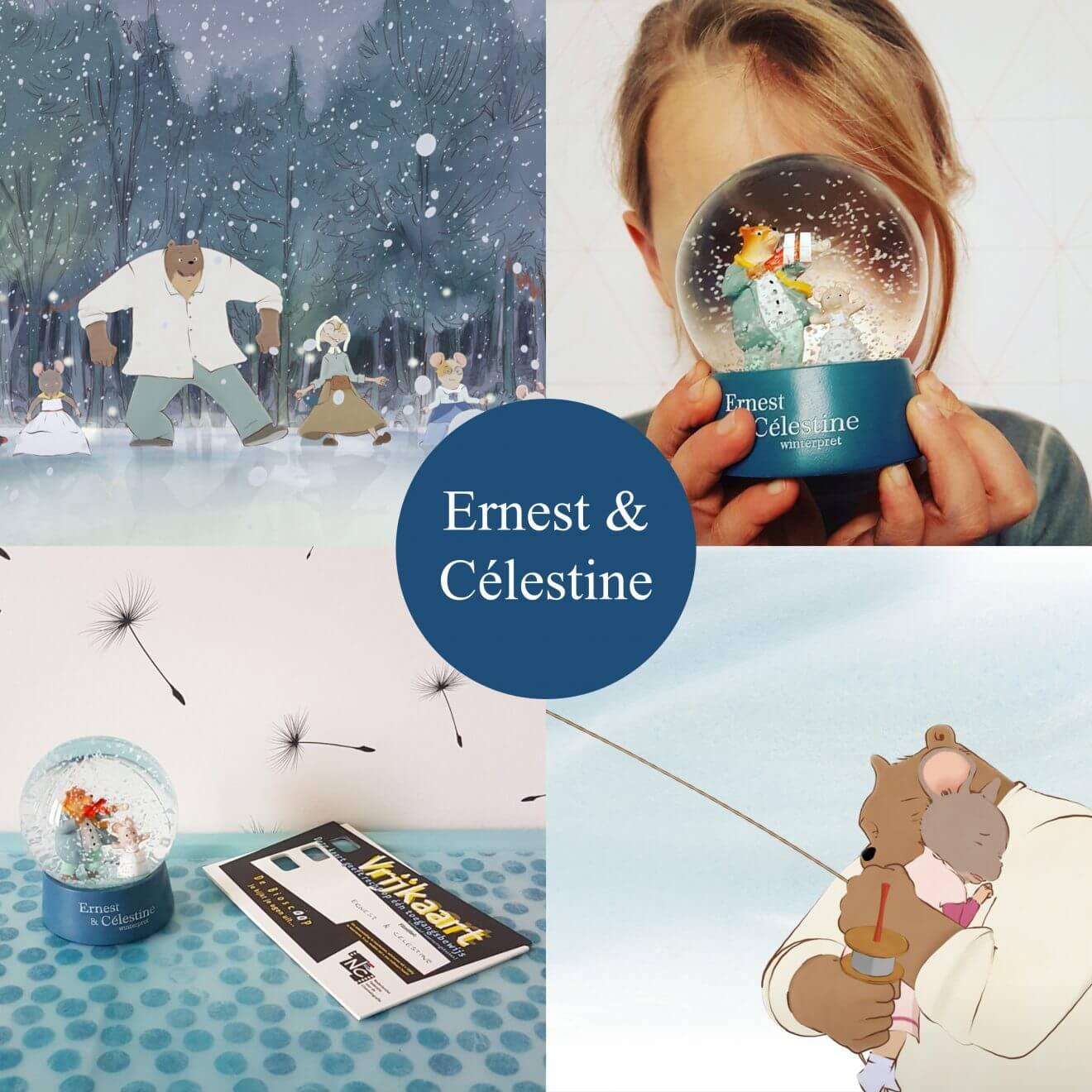 Filmtip: Ernest & Célestine