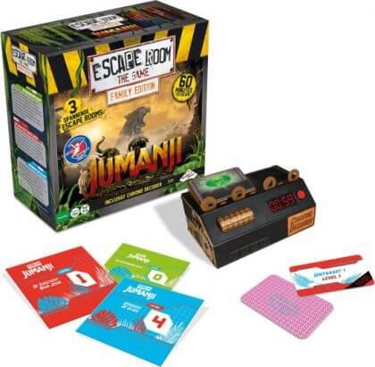 Cadeautip voor tieners: escape room spel