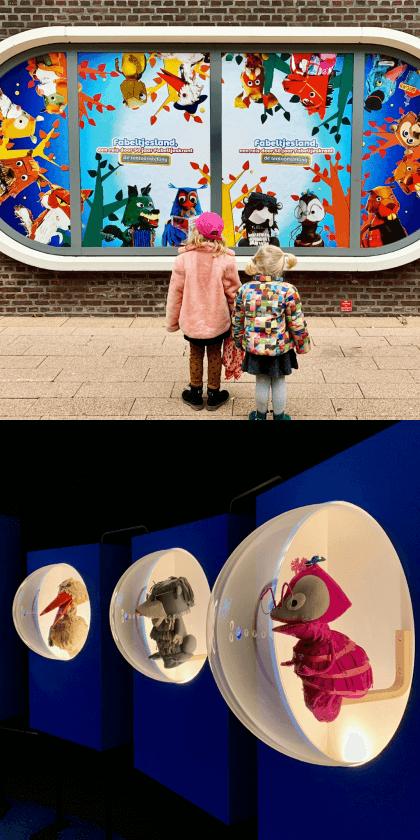 Fabeltjesland: deze week kun je nog naar de tentoonstelling over de Fabeltjeskrant