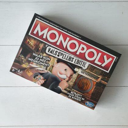bordspellen voor tieners: Monopoly