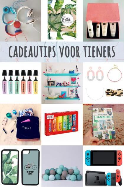 Cadeau Ideeën Voor Tieners Van 12 13 14 15 16 17 Of 18 Jaar