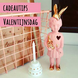 Cadeau ideeën voor Valentijnsdag