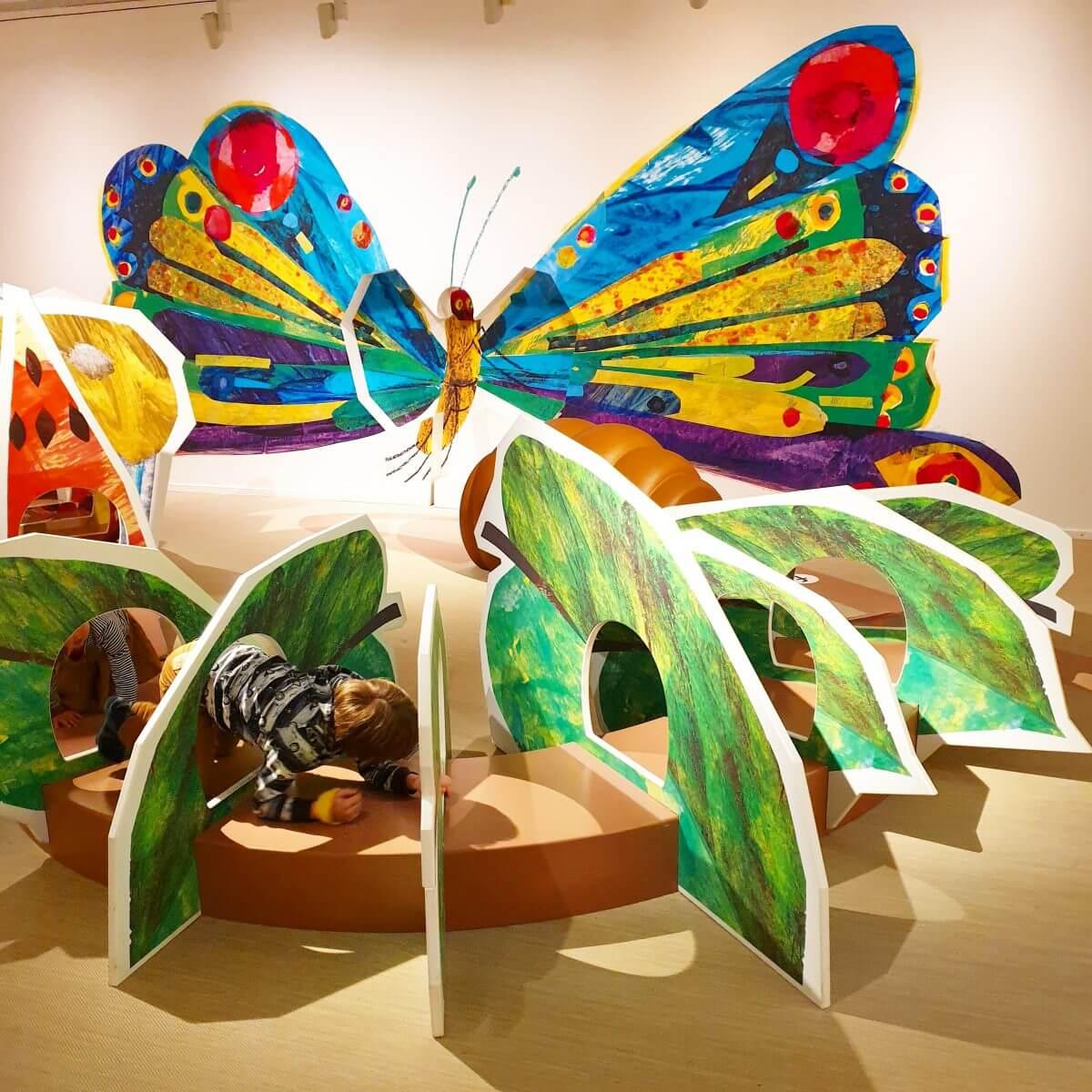 Den Haag met kids: kinderboekenmuseum
